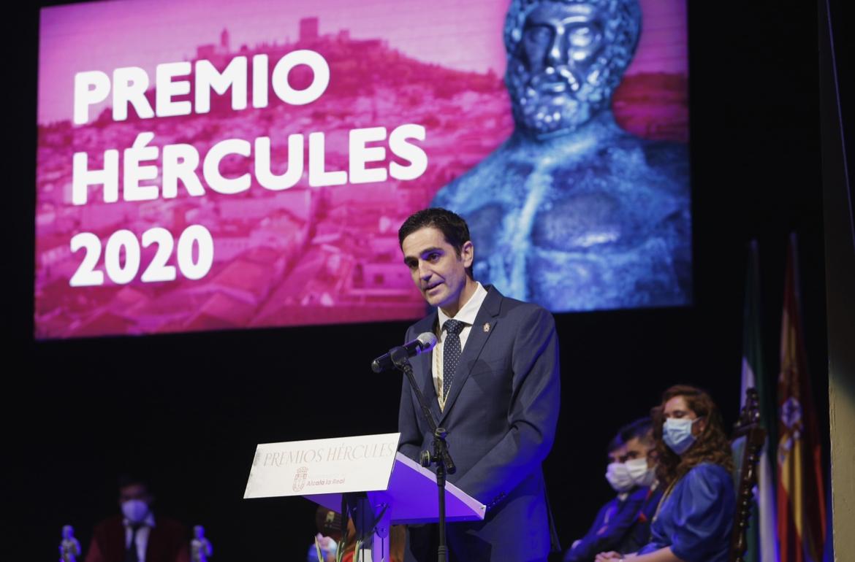 Marino premios Hércules