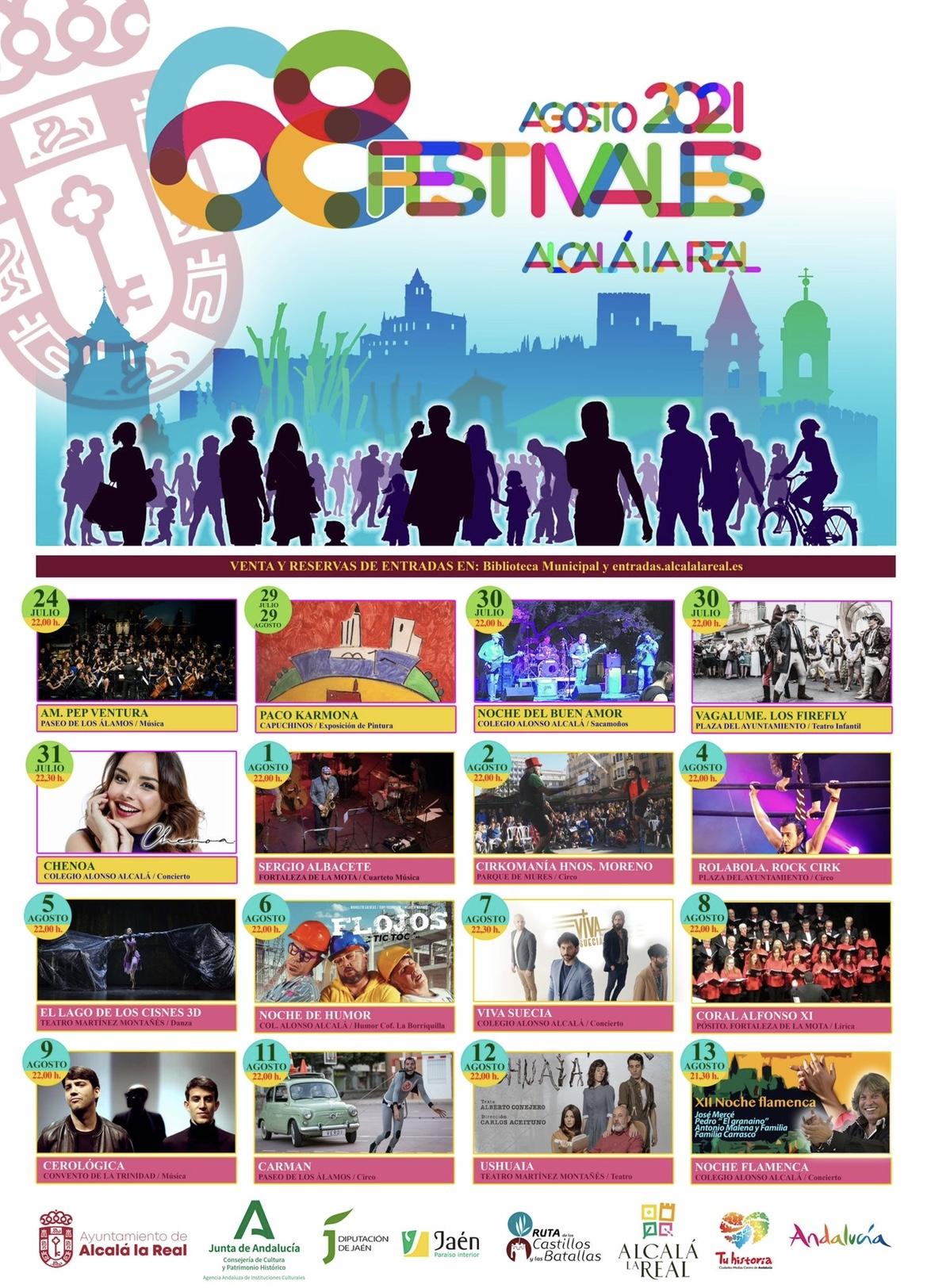 Presentación Festivales 2021