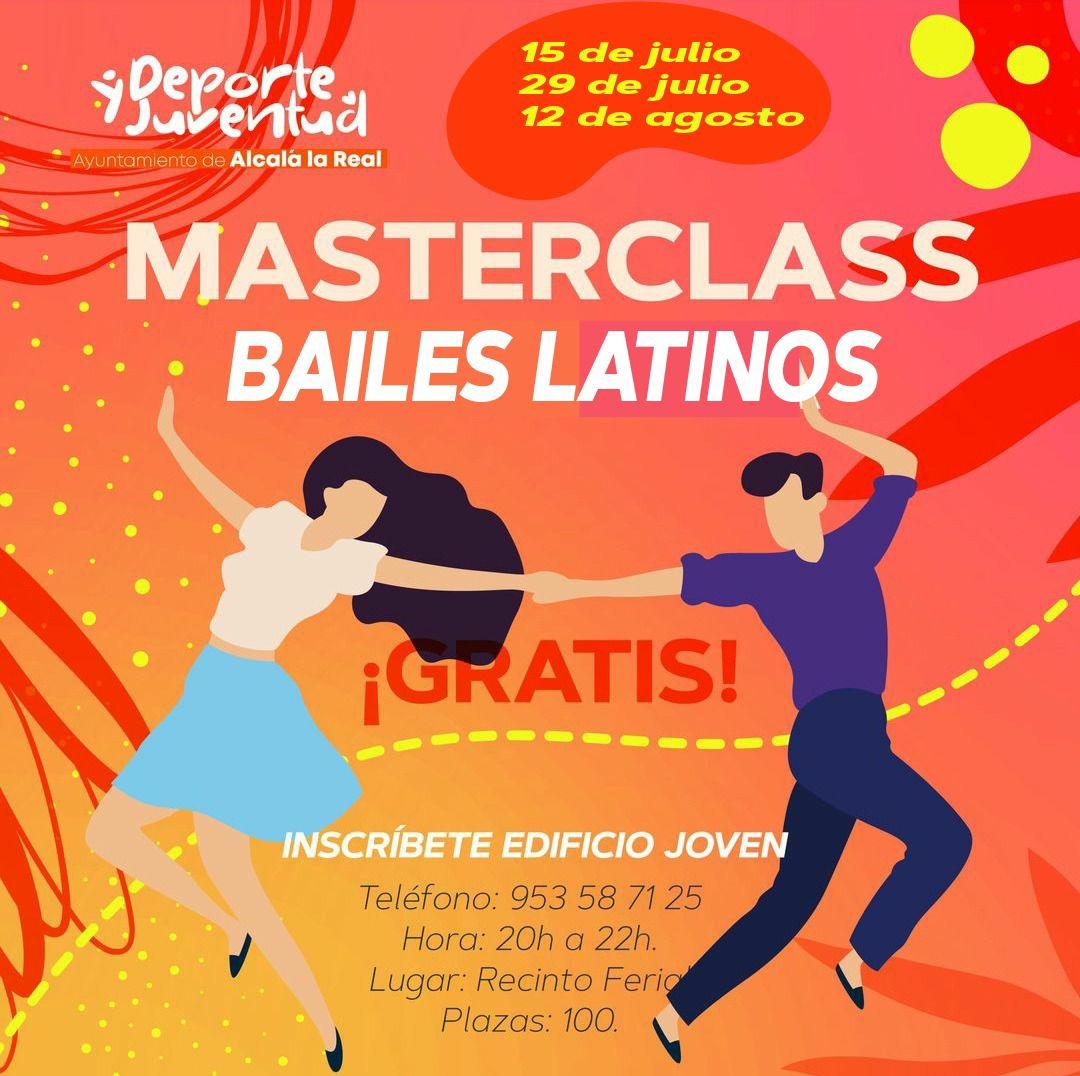 Bailes Latinos